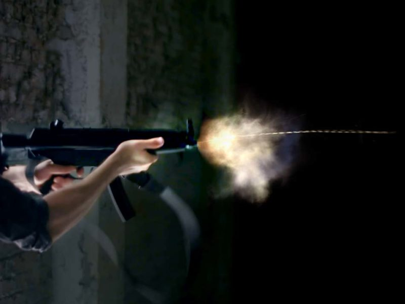 pre-keyed muzzle flash example