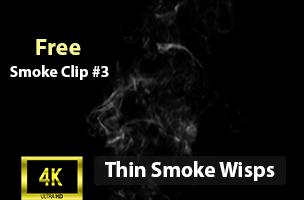 4k Smoke Overlay - Pre-Keyed Smoke Footage for VFX